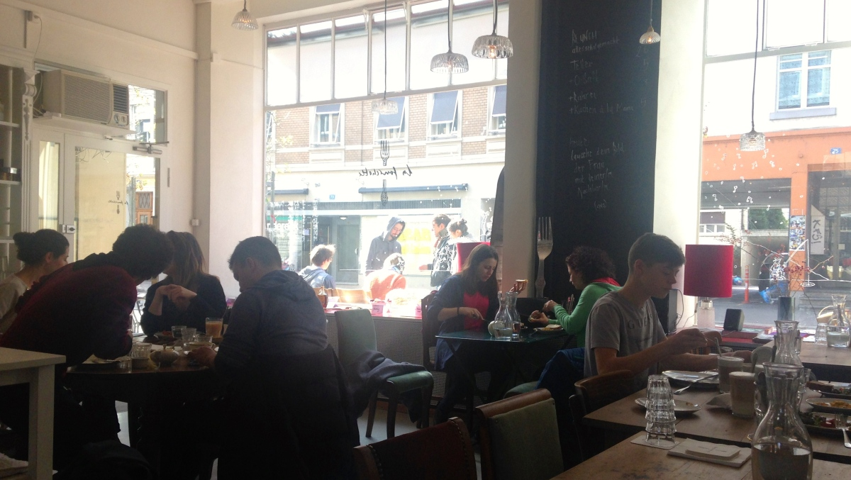 Brunch for Hipsters and Heidis...